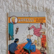 Cómics: BARELLI - Y LOS AGENTES SECRETOS - N. 5. Lote 189142660
