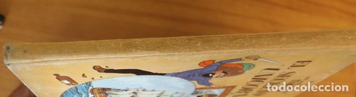 Cómics: TINTIN EL SECRETO DEL UNICORNIO, HERGE. JUVENTUD 1959 PRIMERA EDICION TAPA DURA 1ª - Foto 6 - 189284361