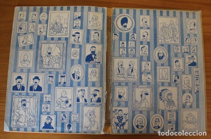 Cómics: TINTIN EL SECRETO DEL UNICORNIO, HERGE. JUVENTUD 1959 PRIMERA EDICION TAPA DURA 1ª - Foto 19 - 189284361
