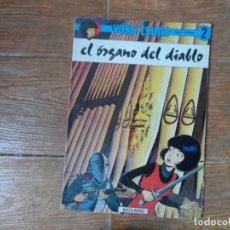 Cómics: YOKO TSUNO 2 EL ORGANO DEL DIABLO ROGER LELOUP EDITORIAL NOVARO RUSTICA. Lote 189906248
