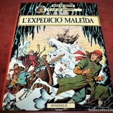Cómics: CORI EL GRUMET - L'EXPEDICIÓ MALEÏDA - BOB DE MOOR - ED. JOVENTUT - EN CATALÁN. Lote 189906365