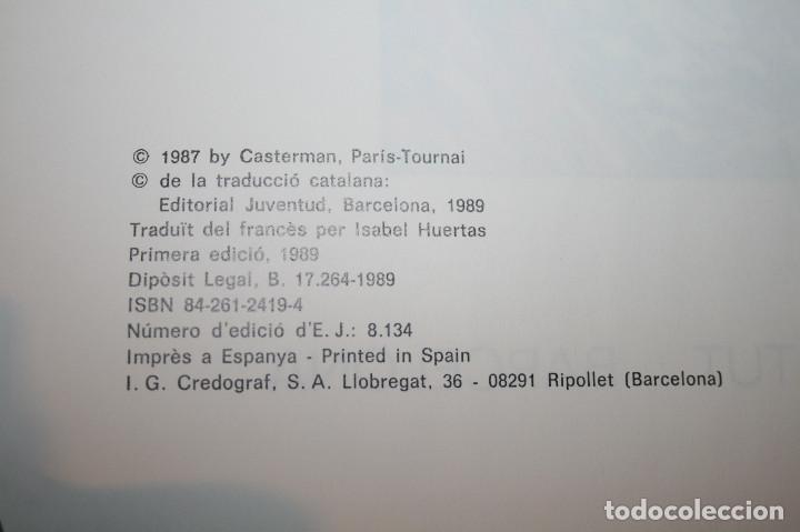 Cómics: CORI EL GRUMET - LEXPEDICIÓ MALEÏDA - BOB DE MOOR - ED. JOVENTUT - EN CATALÁN - Foto 3 - 189906365
