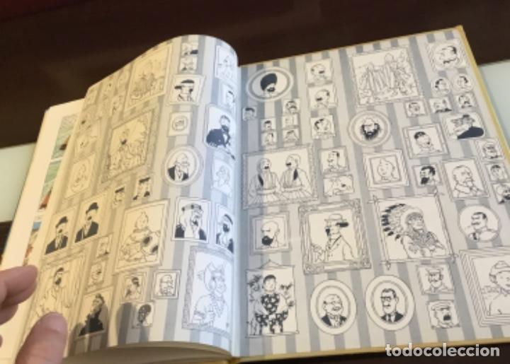 Cómics: Tintin urrezko hagindun karramarro buenisimo estado en euzkera - Foto 14 - 189992992