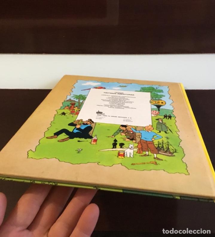Cómics: Tintin eta pikaroak buenisimo estado en euskera - Foto 6 - 189993891