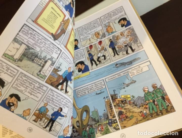 Cómics: Tintin eta pikaroak buenisimo estado en euskera - Foto 13 - 189993891