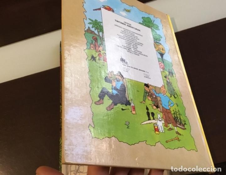 Cómics: Tintin eta pikaroak buenisimo estado en euskera - Foto 18 - 189993891