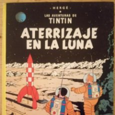 Cómics: LAS AVENTURAS DE TINTÍN - ATERRIZAJE EN LA LUNA - JUVENTUD 1987 . Lote 190002326