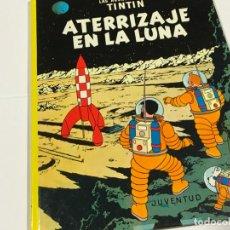 Cómics: AVENTURAS DE TINTIN . ATERRIZAJE EN LA LUNA .JUVENTUD - HERGÉ , DÉCIMA EDICIÓN , 1984 . TAPA DURA . Lote 190171767