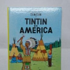 Cómics: TINTIN EN AMERICA, JUVENTUD 2004. Lote 190194476