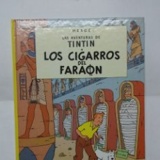 Cómics: TINTIN LOS CIGARROS DEL FARAON, JUVENTUD 2005. Lote 190194588