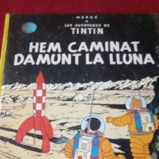 Cómics: HEM CAMINAT DAMUNT LA LLUNA. AÑO 1982. EDITORIAL JOVENTUT.. Lote 190346718