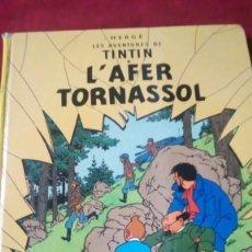 Cómics: L'AFER TORNASSOL. AÑO 1984. EDITORIAL JOVENTUT.. Lote 190347292