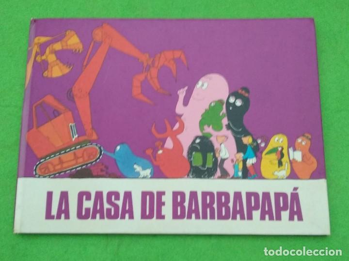 LA CASA DE BARBAPAPÁ - PRIMERA EDICIÓN 1973 - ANNETTE TISON Y TALUS TAYLOR - VER FOTOS (Tebeos y Comics - Juventud - Otros)