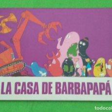 Cómics: LA CASA DE BARBAPAPÁ - PRIMERA EDICIÓN 1973 - ANNETTE TISON Y TALUS TAYLOR - VER FOTOS. Lote 190637603