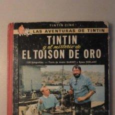 Cómics: COMIC LAS AVENTURAS DE TINTIN EL TOISON DE ORO, ED JUVENTUD, 1969. Lote 190686598