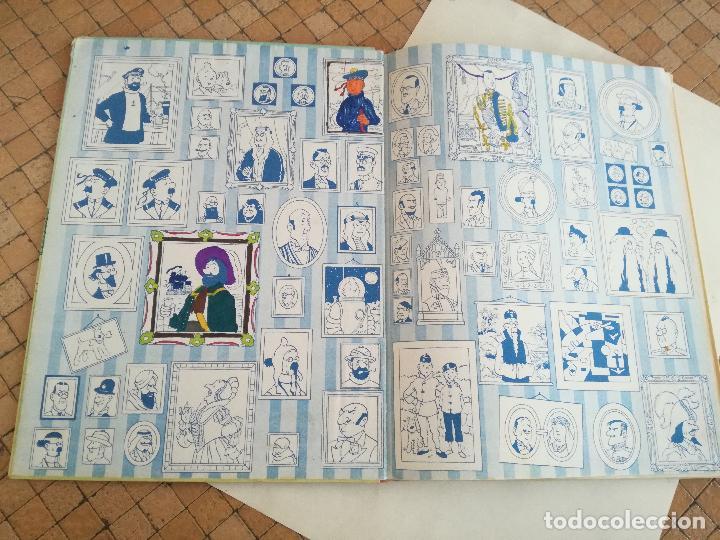 Cómics: TINTIN EN AMÉRICA 1ª PRIMERA EDICIÓN 1968. JUVENTUD. LOMO EN TELA - Foto 3 - 190780203