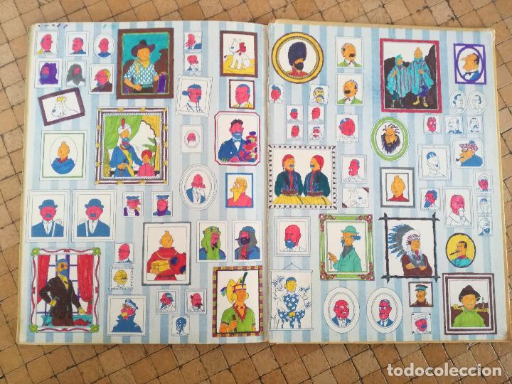 Cómics: TINTIN EN AMÉRICA 1ª PRIMERA EDICIÓN 1968. JUVENTUD. LOMO EN TELA - Foto 12 - 190780203