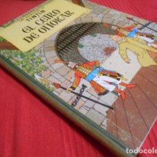 Cómics: TINTIN EL CETRO DE OTTOKAR - 4 EDICION 1968. Lote 190852911