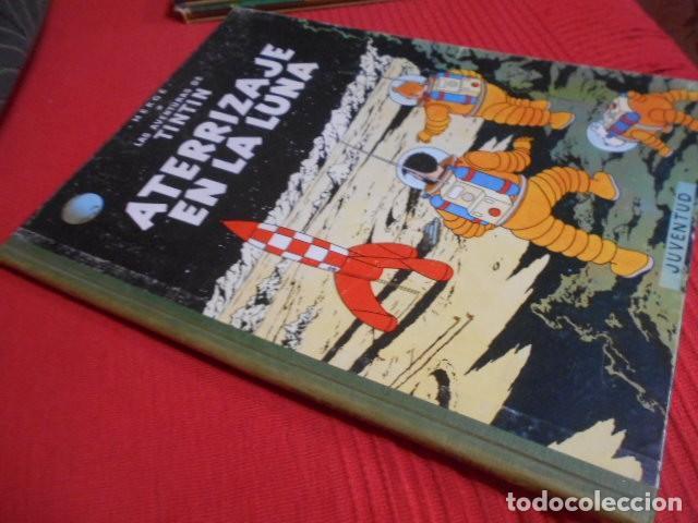 TINTIN ATERRIZAJE EN LA LUNA - 4 EDICION 1967 (Tebeos y Comics - Juventud - Tintín)
