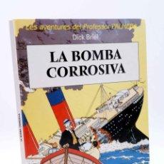 Cómics: LES AVENTURES DEL PROFESOR PALMERA. LA BOMBA CORROSIVA (DICK BRIEL) JOVENTUD, 1990. Lote 190357925