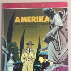 Comics : AMERIKA DETECTIVE EN HOLLYWOOD EDITORIAL JUVENTUD 1986. Lote 191088085