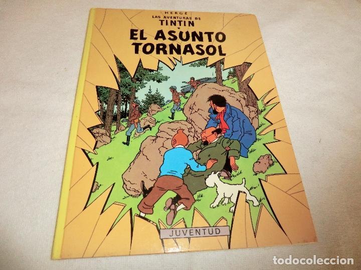 TINTIN, EL ASUNTO TORNASOL . 1986. (Tebeos y Comics - Juventud - Tintín)
