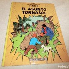 Cómics: TINTIN, EL ASUNTO TORNASOL . 1986.. Lote 191219302