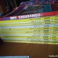 Fumetti: TINTIN EN CATALAN. Lote 191332888