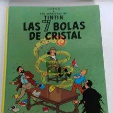 Cómics: CÓMIC TINTIN -LAS SIETE BOLAS DE CRISTAL- QUINTA EDICIÓN 1978. Lote 191536773