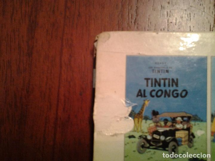 Cómics: TINTIN EN EL TIBET (CASTELLANO) - VOL 714 A SIDNEY (CATALAN) - VER DESCRIPCION Y FOTOS - Foto 9 - 191635495