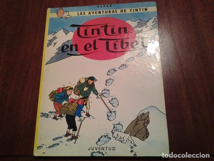 Cómics: TINTIN EN EL TIBET (CASTELLANO) - VOL 714 A SIDNEY (CATALAN) - VER DESCRIPCION Y FOTOS - Foto 10 - 191635495