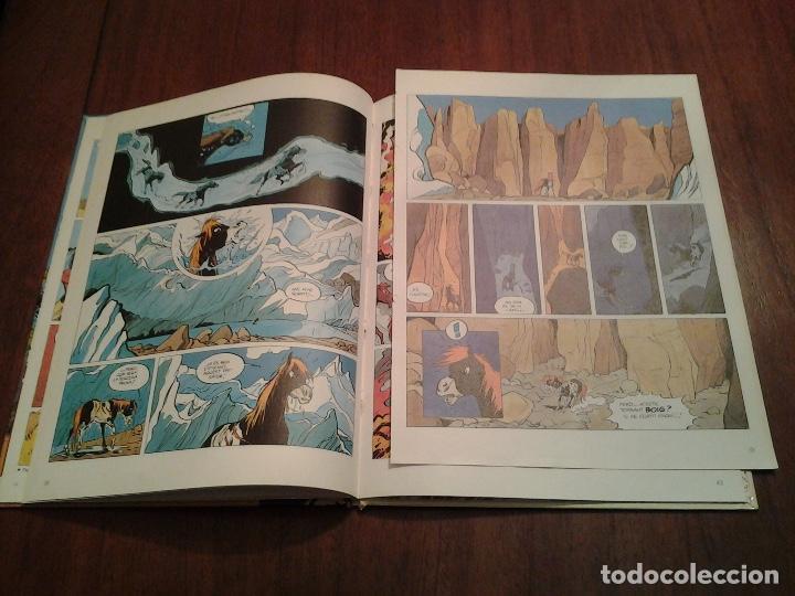 Cómics: YAKARI - I EL SECRET DE FILL DEL TRO Nº 6 - AL PAIS DELS LLOPS Nº 8 - ED. JOVENTUT - EN CATALAN - Foto 6 - 191636770