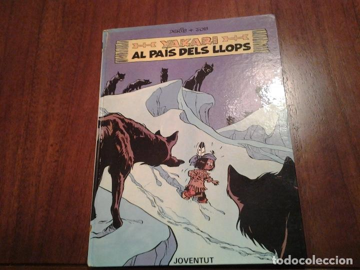 Cómics: YAKARI - I EL SECRET DE FILL DEL TRO Nº 6 - AL PAIS DELS LLOPS Nº 8 - ED. JOVENTUT - EN CATALAN - Foto 7 - 191636770