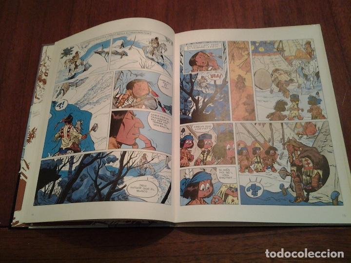 Cómics: YAKARI - I EL SECRET DE FILL DEL TRO Nº 6 - AL PAIS DELS LLOPS Nº 8 - ED. JOVENTUT - EN CATALAN - Foto 10 - 191636770