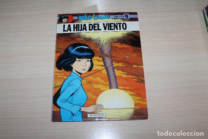YOKO TSUNO Nº 9, TAPA DURA, EDITORIAL JUVENTUD (Tebeos y Comics - Juventud - Yoko Tsuno)