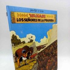 Cómics: YAKARI 13. LOS SEÑORES DE LA PRADERA (DERIB / JOB) JUVENTUD, 1991. Lote 192154158