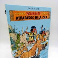 Cómics: YAKARI 9. ATRAPADOS EN LA ISLA (DERIB / JOB) JUVENTUD, 1988. Lote 192154162