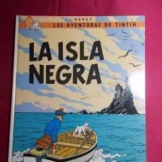 Fumetti: LAS AVENTURAS DE TINTIN. LA ISLA NEGRA . QUINTA (5ª) EDICION. 1977. RESERVADO, NO COMPRAR. Lote 192510667