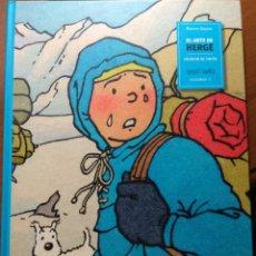 Cómics: TINTIN - EL ARTE DE HERGÉ 1950/1983 VOLUMEN 3- PHILIPPE GODDIN. Lote 192612781
