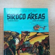 Cómics: SIROCO AREAS (RAMBLA TOURS). Lote 192926315