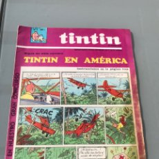 Cómics: TINTIN EN AMÉRICA. Lote 193398420