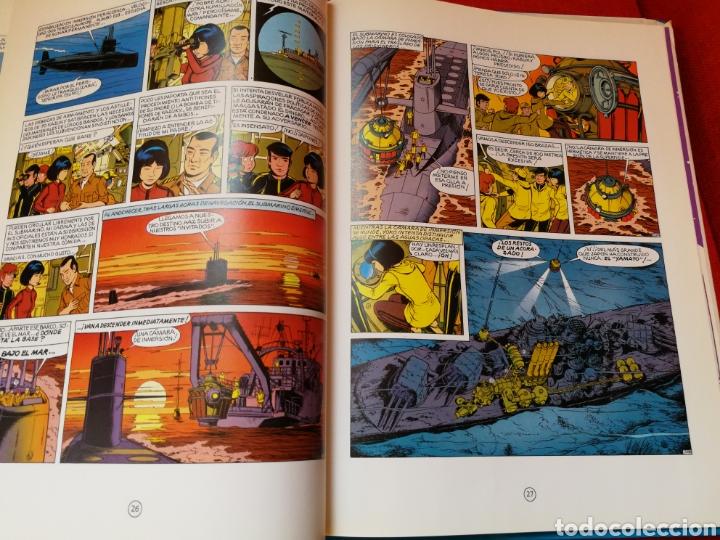Cómics: YOKO TSUNO LOTE 2 CÓMICS:LA HIJA DEL VIENTO +MENSAJE PARA LA ETERNIDAD.ED.JUVENTUD - Foto 4 - 193619467
