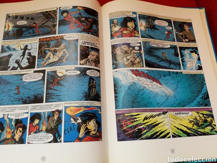 Cómics: YOKO TSUNO LOTE 2 CÓMICS:LA HIJA DEL VIENTO +MENSAJE PARA LA ETERNIDAD.ED.JUVENTUD - Foto 7 - 193619467