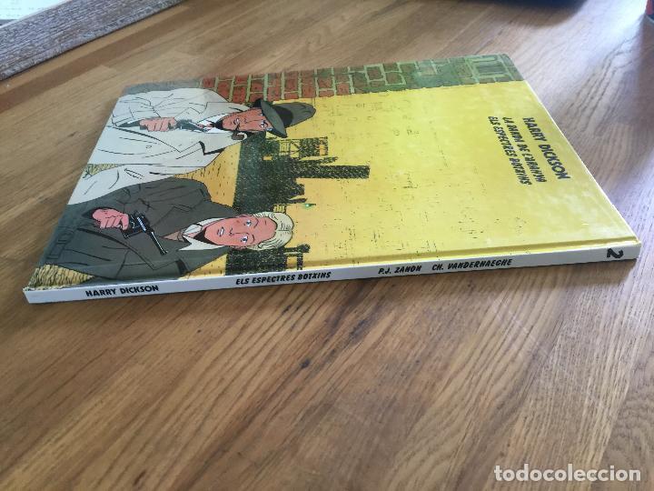 Cómics: ¡¡REMATE!! - HARRY DICKSON 2 - ELS ESPECTRES BOTXINS - JOVENTUT - TAPA DURA - GCH1 - Foto 2 - 193679867
