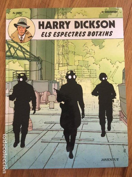 ¡¡REMATE!! - HARRY DICKSON 2 - ELS ESPECTRES BOTXINS - JOVENTUT - TAPA DURA - GCH1 (Tebeos y Comics - Juventud - Otros)