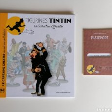 Cómics: LIBRETO COLECCIÓN FIGURAS TINTIN - CAPITÁN CHESTER - N°94. Lote 193959651