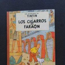 Cómics: TINTÍN, LOS CIGARROS DEL FARAON. Lote 194232128
