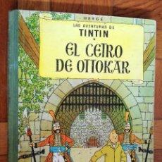Cómics: TINTIN, EL CETRO DE OTTOKAR (JUVENTUD, SEGUNDA EDICIÓN 1964). Lote 194269280