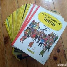 Cómics: COLECCIÓN COMPLETA TINTÍN RÚSTICA + MUSEO IMAGINARIO + EL DICCIONARIO DE TINTÍN . Lote 194289986