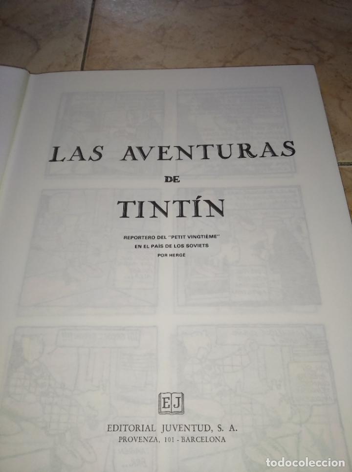 Cómics: Tebeo comics TINTÍN REPORTERO EN EL PAÍS DE LOS SOVIETS HERGÉ - Foto 5 - 194302688